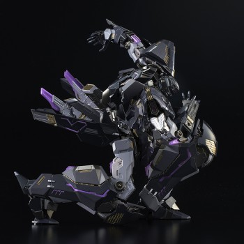 [KURO KARA KURI] Megatron (with bonus weapon case and roaring face)